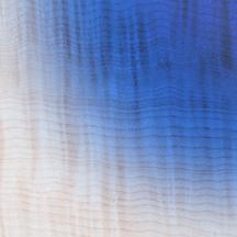 Transparent NaturalFade Blue Burst IN / Satin finish (T-NF-BL-B-IN-S)